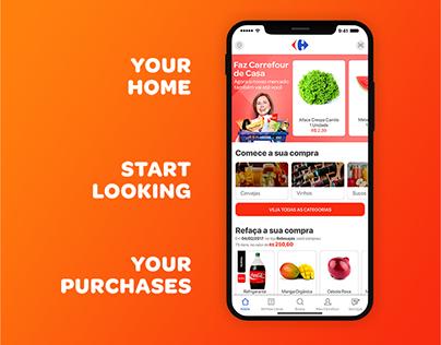 Meu Carrefour - App