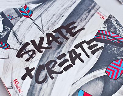 Skate & Create Zine