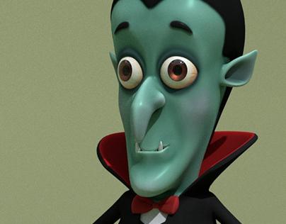 Cartoon Horror Monsters