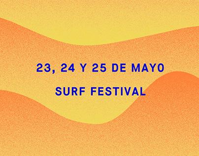 Barcelona Surf Festival 2019 Campaign