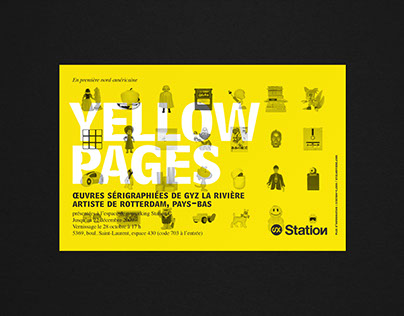 Yellow Pages Serie