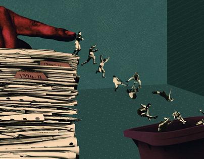 Collage digital   Editorial