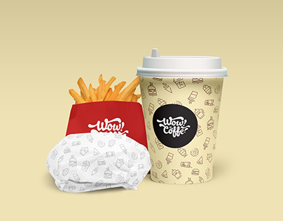Burger Identity and Branding