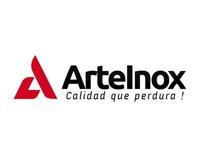 Arteinox Logo