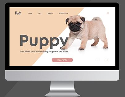 Buy pets & be happy!