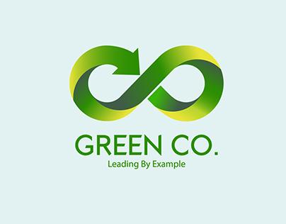 Logo for Recycling Company.