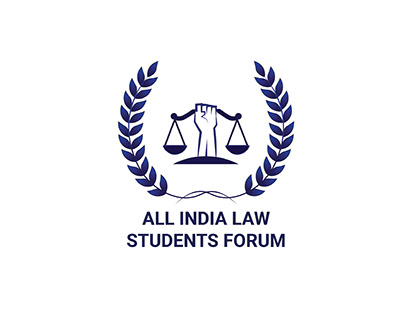 Logo- All India Law Students Forum