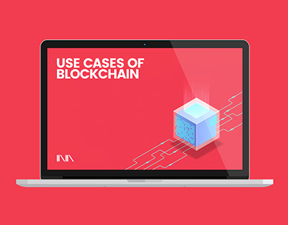 Keynote Presentation Design - Use Cases of Blockchain