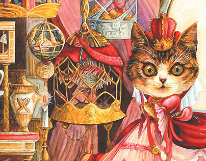 cat illustration collection