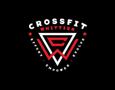 Crossfit Whittier Tee Designs
