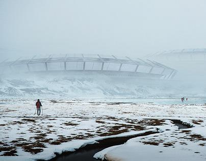 Arqui9 - Winter Architectural Landscapes