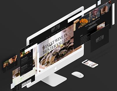 Buon Cibo - Website Design