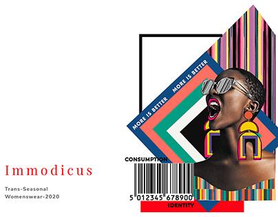 Immodicus- Conceptualization (1/3)