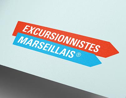Logo - Excursionnistes Marseillais