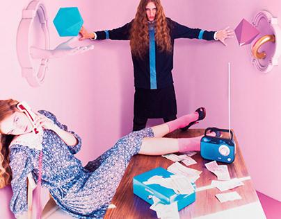 The Impression / Fashion Magazine - UK