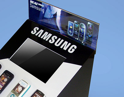 POS Material - Smart Display Samsung Elipse
