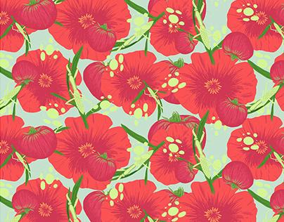 Mantis Garden Pattern Collection