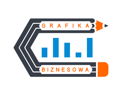 Grafika Biznesowa Logo (Business Graphics PL)