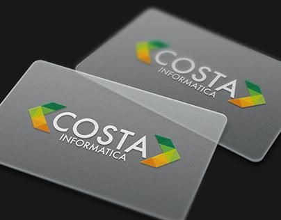 COSTA INFORMATICA — logo & motion animation