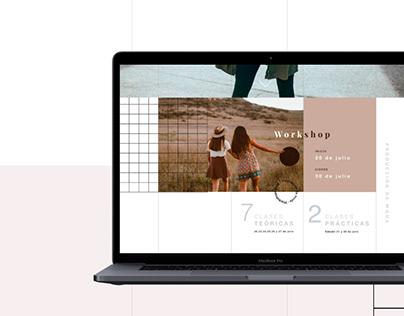Mo Studios: web & branding