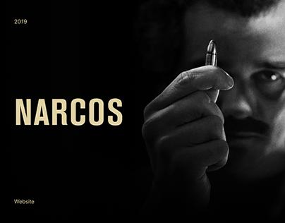 Narcos — Crime Drama