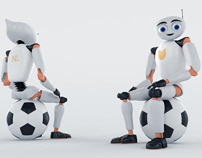Robocup 2013 Robot (Initial) design