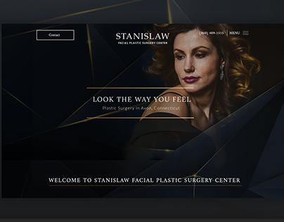 Stanislaw Plastic Surgery Website