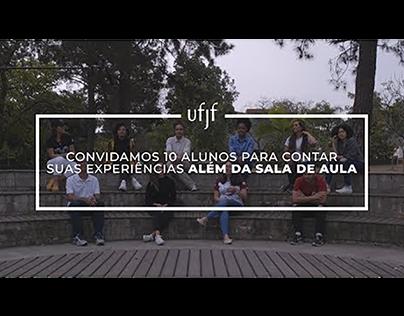 Animação: UFJF Além da Sala de Aula