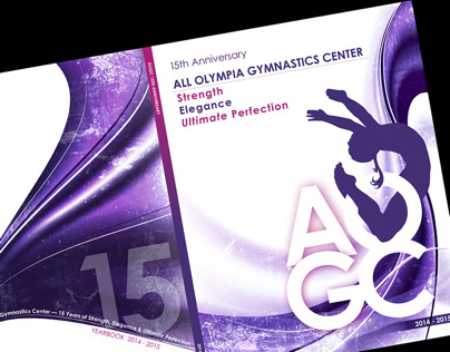 All Olympia Gymnastics Center Memory Book