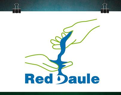 DISEÑO de logo Red Daule