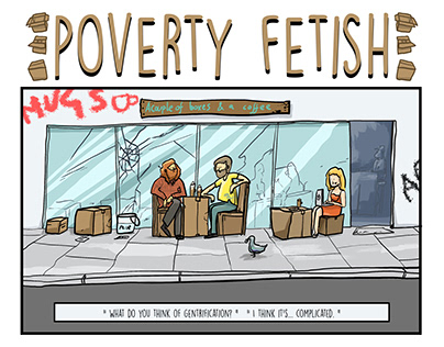 Poverty fetish