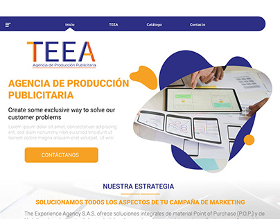 Página Web TEEA