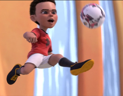 Africa Cup of Nations - Tut Promo Animation