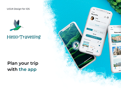 Travel with the app