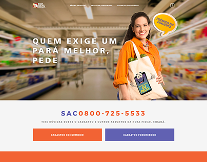 HOTSITE notacomcpf.com.br