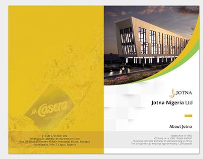Jotna Nigeria flyer