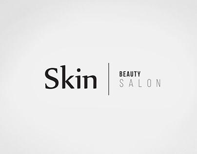 Skin | Beauty Salon - Logo & Web design