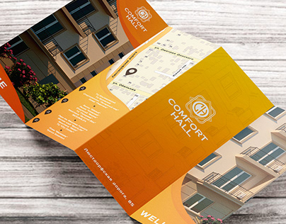 Booklet for apartment complex
