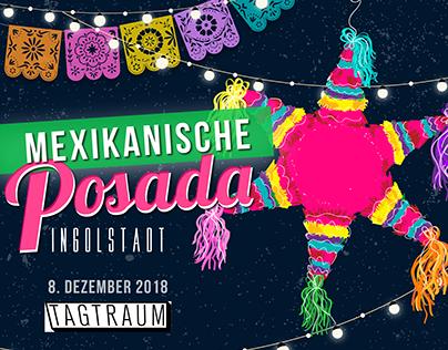Mexikanische Posada Ingolstadt 2018