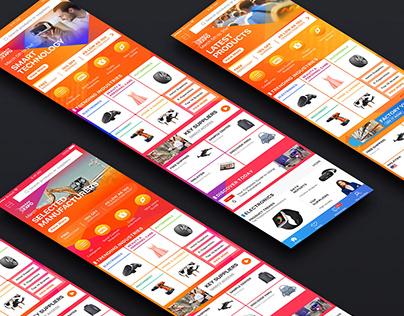 Alibaba.com #MARCHEXPO APP design review