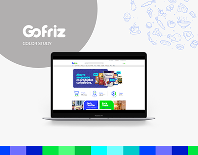 Color Study | GoFriz