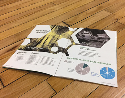 One Earth Designs 2016 Sustainability Report