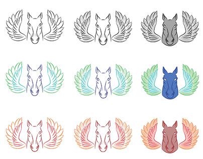 Lighthorse Bicycle Logos