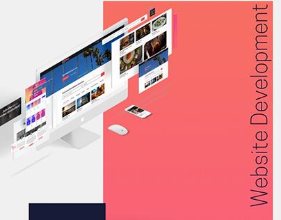 Website Development Stages - Flyer | BIG Review TV