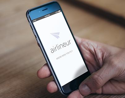 airlineur App Concept