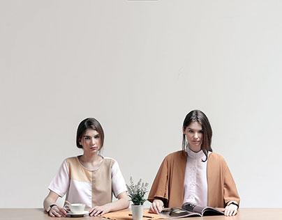 Awake / Miroir Campaign S/S 15