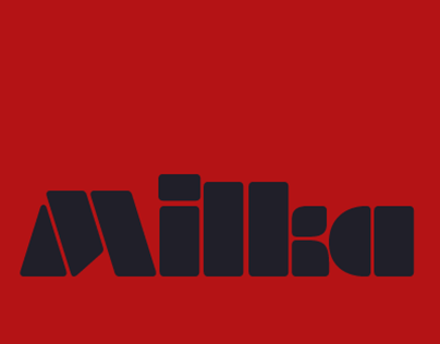 Milka | Free Font