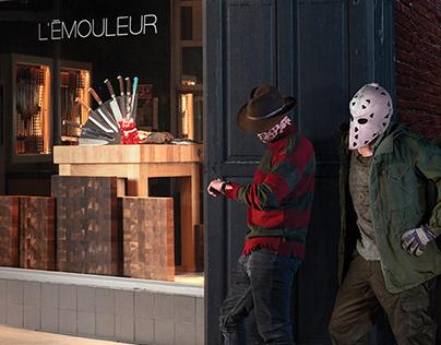 L'Émouleur - Halloween