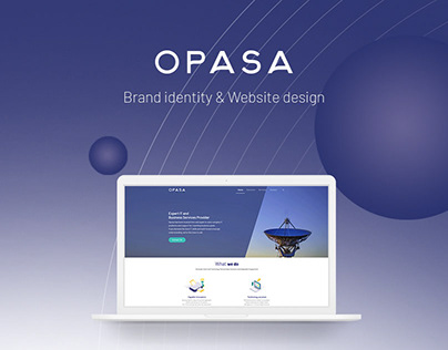 Opasa Branding & Website Design