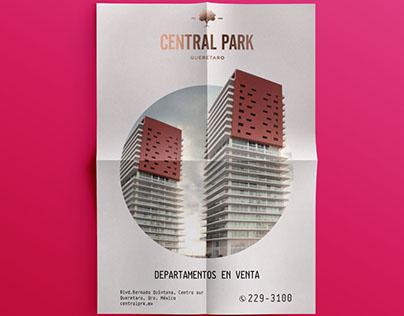 Central Park Arte Mayo